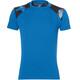 asics fuzeX - T-shirt course à pied Homme - bleu